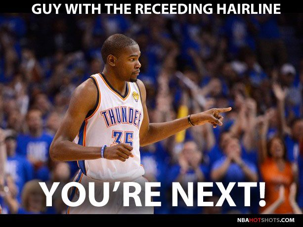 a35868983cc7e4f1a69e452b55032b55 kevin durant meme funny pics okc thunder 3 kevin durant memes,Oklahoma City Thunder Memes