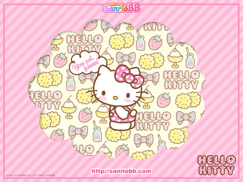 1000 Images About Backgrounds HK On Pinterest Hello Kitty