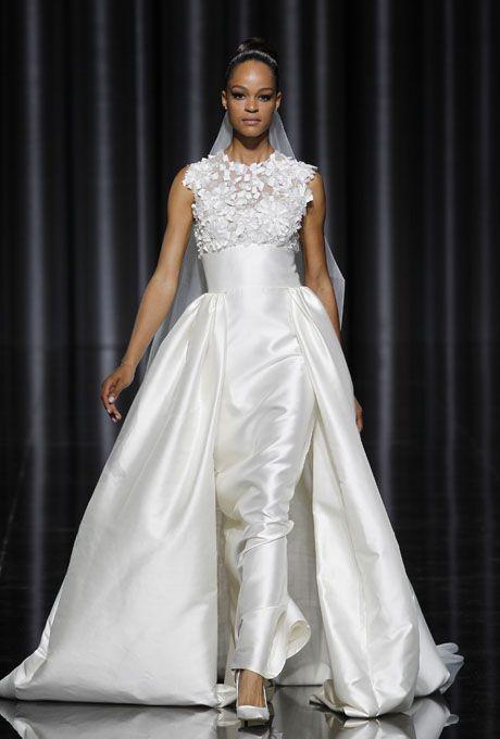 Mad Men Inspired Wedding Dresses