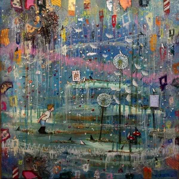 L'Era delle Stelle by Veronica Green Courtesy of galerie bruno massa