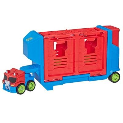 Transformers Rescue Bots Academy Launcher Trailer Optimus Prime Bots Academy Transformers Transformers Rescue Bots Optimus Prime Toy Rescue Bots