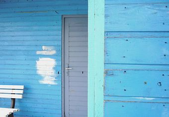 blau, blau, blau.
