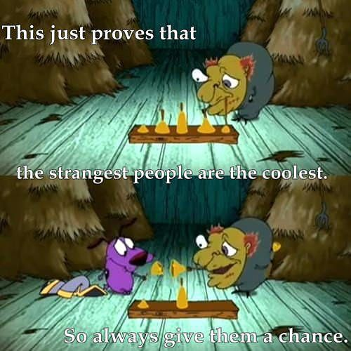 From The Cartoon Courage The Cowardly Dog Best Cartoons Ever