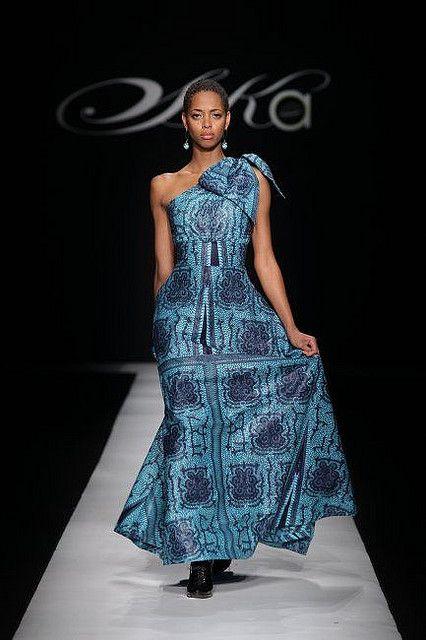 Swahili Evening Dresses