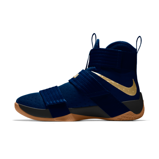pretty nice 42ed0 33e28 Nike Zoom LeBron Soldier 10 iD Men s Basketball Shoe   Nike Zoom LeBron  Soldier 10 iD Men`s Basketball Shoe Design in 2019   Jordan basketball shoes,  Nike ...
