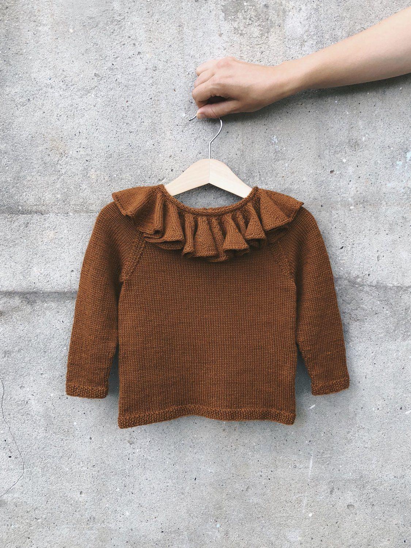 0b42e6dab Karen s Ruffle Sweater