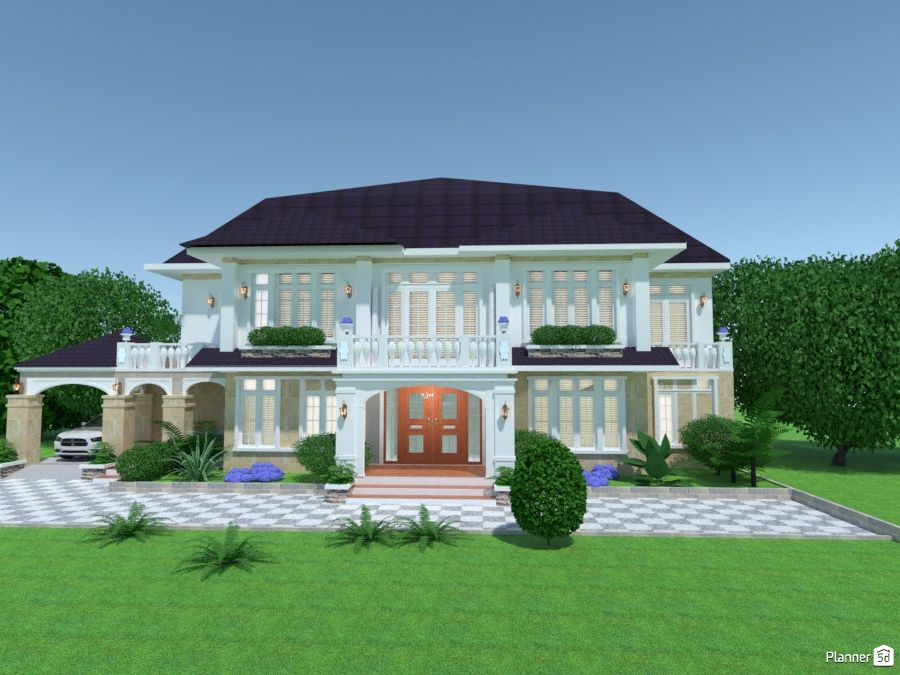 Architecture Planner 5d House Layouts Home Design Software Home Planner