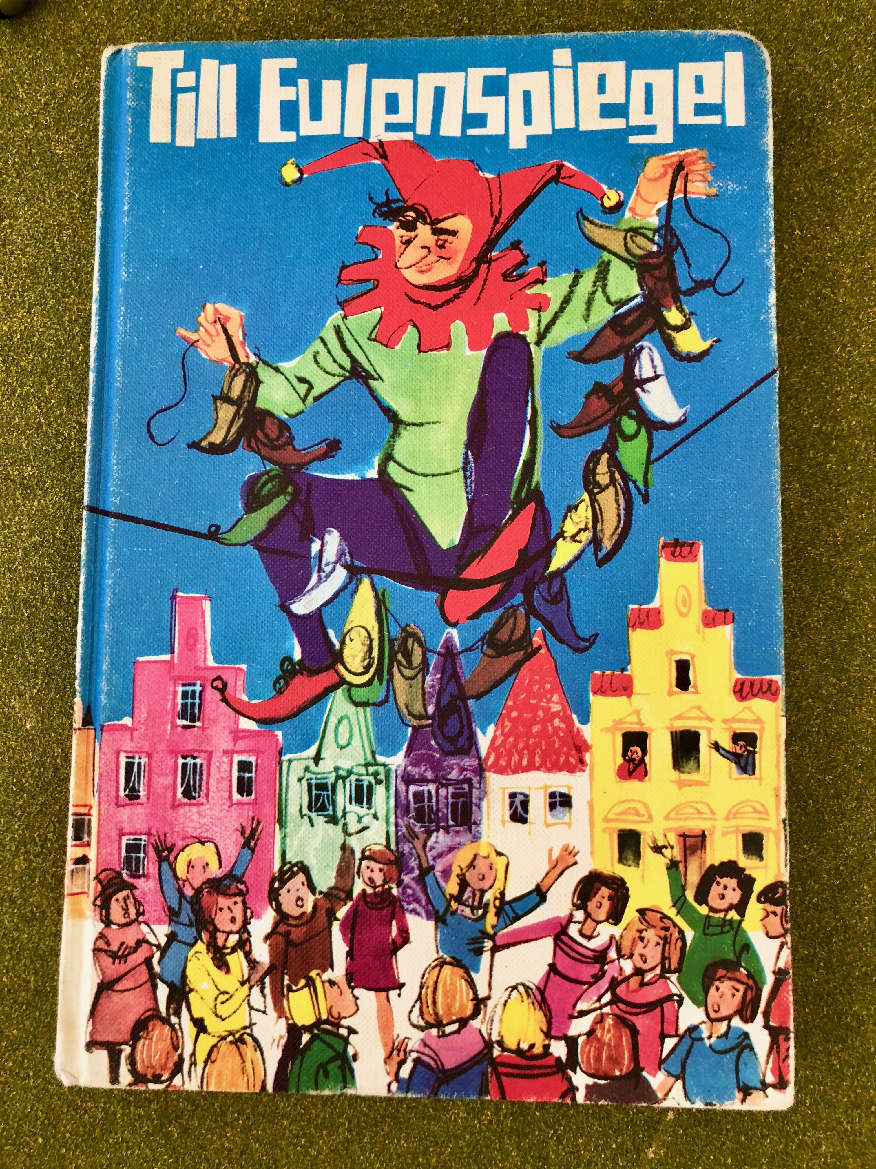 Till Eulenspiegel Available In English And German By Unknown Mit