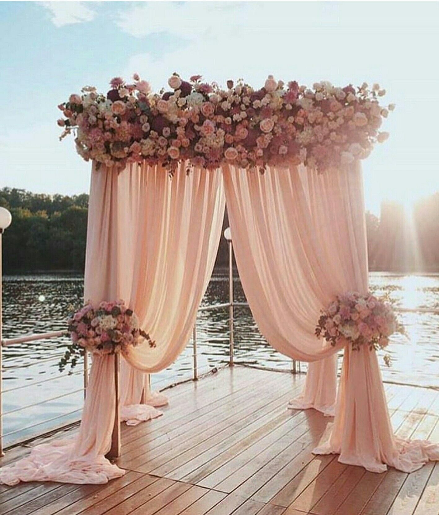 Nice 50 Beautiful Wedding Backdrop Ideas Https Fazhion Co 2017 07 26 50 Beautiful Wedding Back Wedding Decorations Wedding Decor Elegant Dusty Pink Weddings