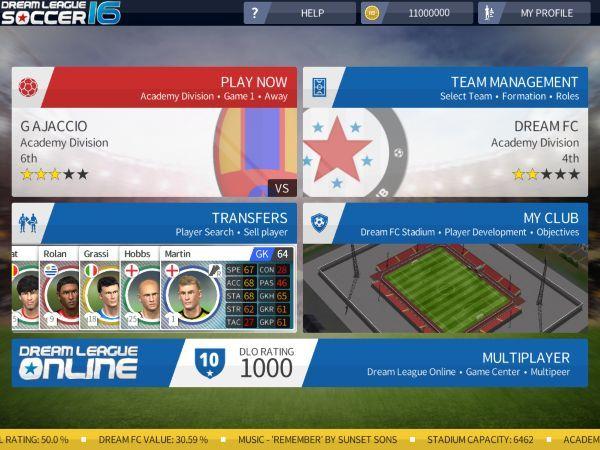 Dream League Soccer 2016 Hack Proof