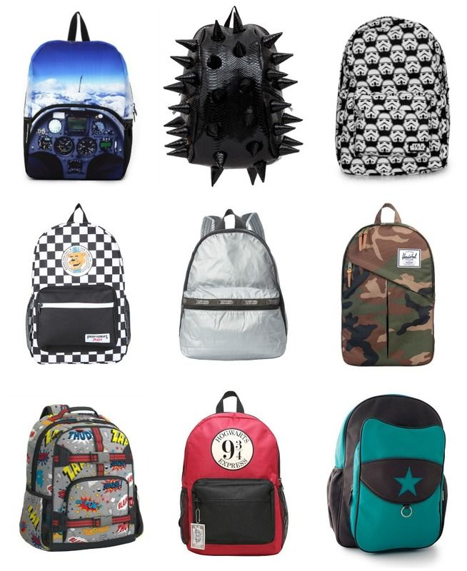 c232afd0c43 23 of the absolute coolest backpacks for teens and big kids   Cool Mom  Picks back to school guide 2016