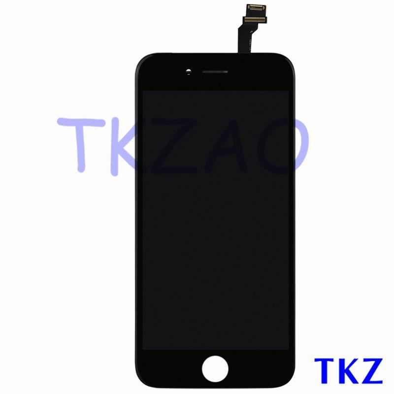 Tkz Lcd Screen For Iphone 6 Plus Black