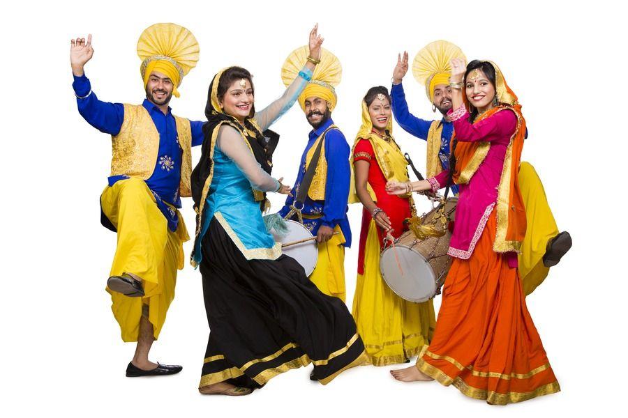 Punjabi couples doing bhangra | Bhangra dance, Bhangra, Dance academy