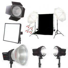 Simpex Three point complete studio light kit  sc 1 st  Pinterest & Simpex Three point complete studio light kit | Photography ...