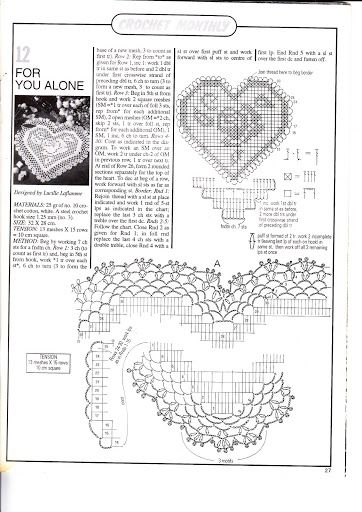 Modern Crochet Monthly Patterns Ideas Sewing Ideas Gotossfo
