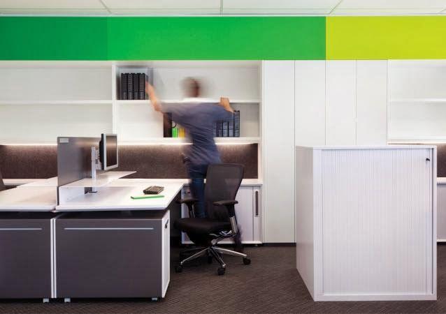 Kantoorinrichting Van Hypernuit : Kleurrijk kantoor office workspaces pinterest