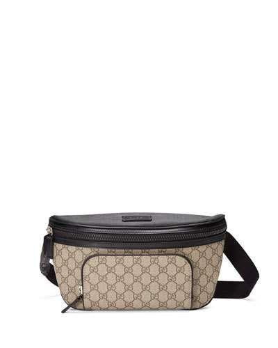 cc80aac7cc7b Eden GG Supreme Belt Bag Beige | *Neiman Marcus* | Bags, Gucci ...