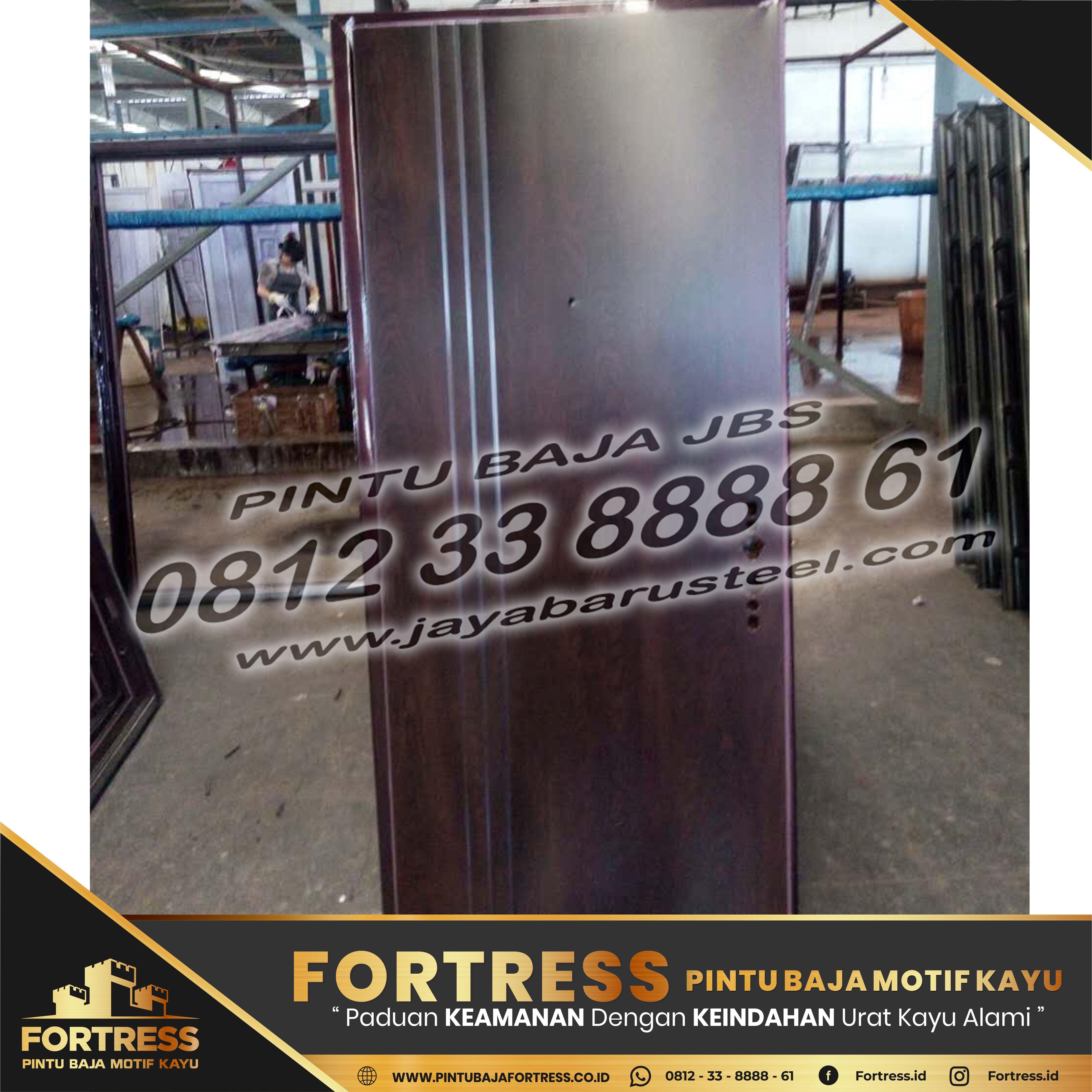 0812-91-6261-07 (FORTRESS) Pontianak Steel Plate Doors, Doors …