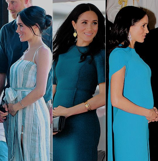 """Crownprincesses: """"""""Meghan And Baby Sussex ♡ """" """""""
