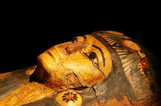 Mummification Museum Discover Egypt S Monuments Ministry Of Tourism And Antiquities Museum Egypt Military Art