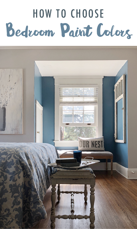 How to choose bedroom paint colors new home inspiration - How to pick a paint color for a bedroom ...