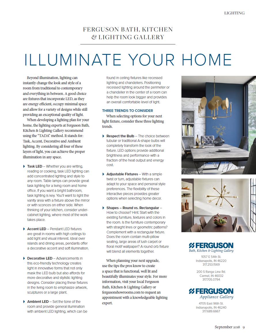 Ferguson Bath Kitchen Lighting Gallery Illuminate Your Home