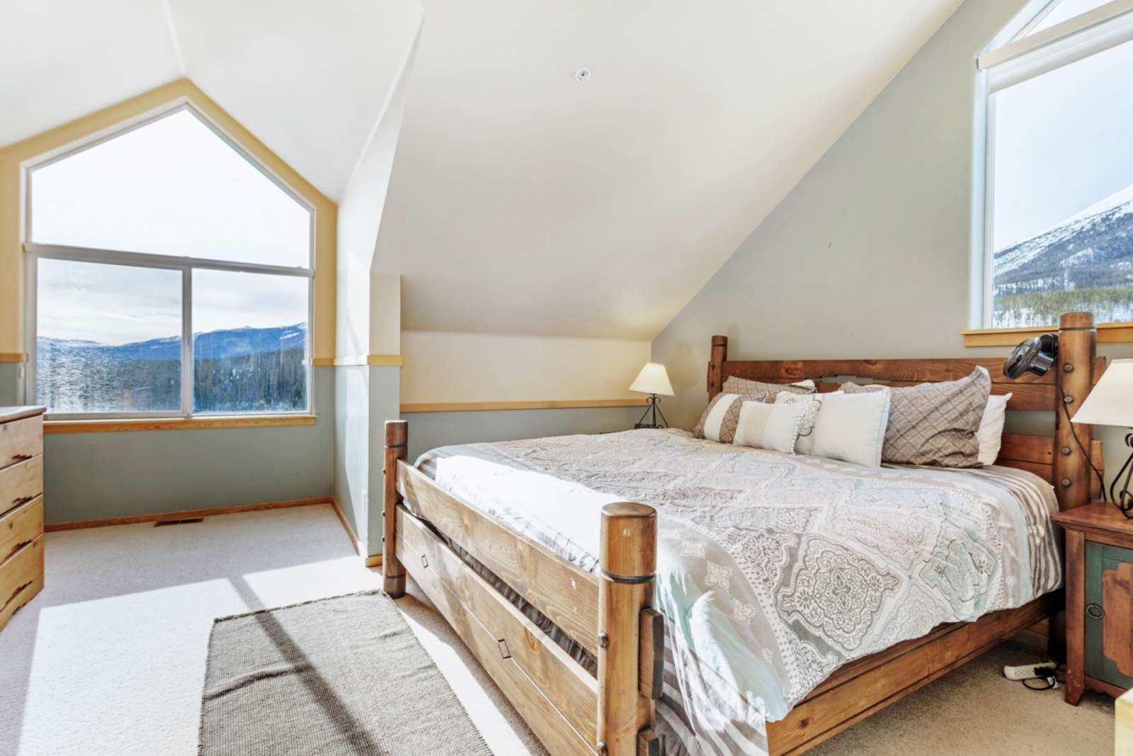 Silverthorne Vacation Rental New! Amazing Mountain Views