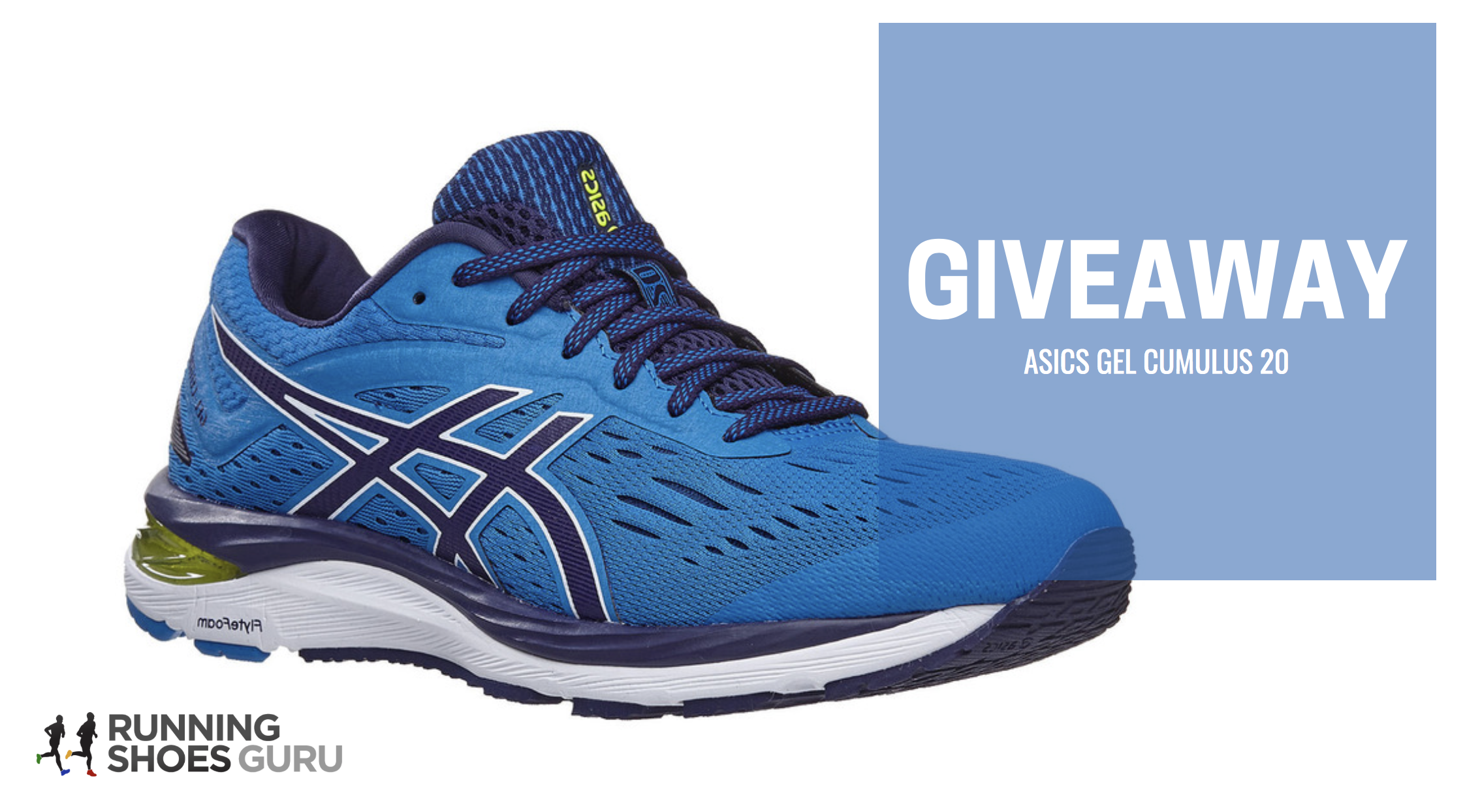 6f9caff803d4 Win a Pair of Asics Gel Cumulus 20 Running Shoes ( 99) --- open worldwide!  🌎  free  win  sweepstakes  giveaway  contest  sorteo  concurso  workout   Cardio ...