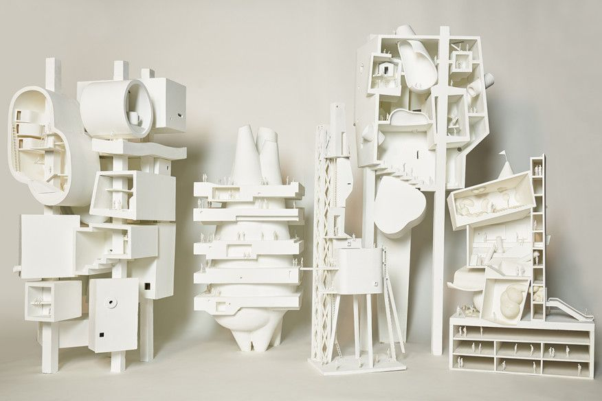 A new model of architecture models architecture