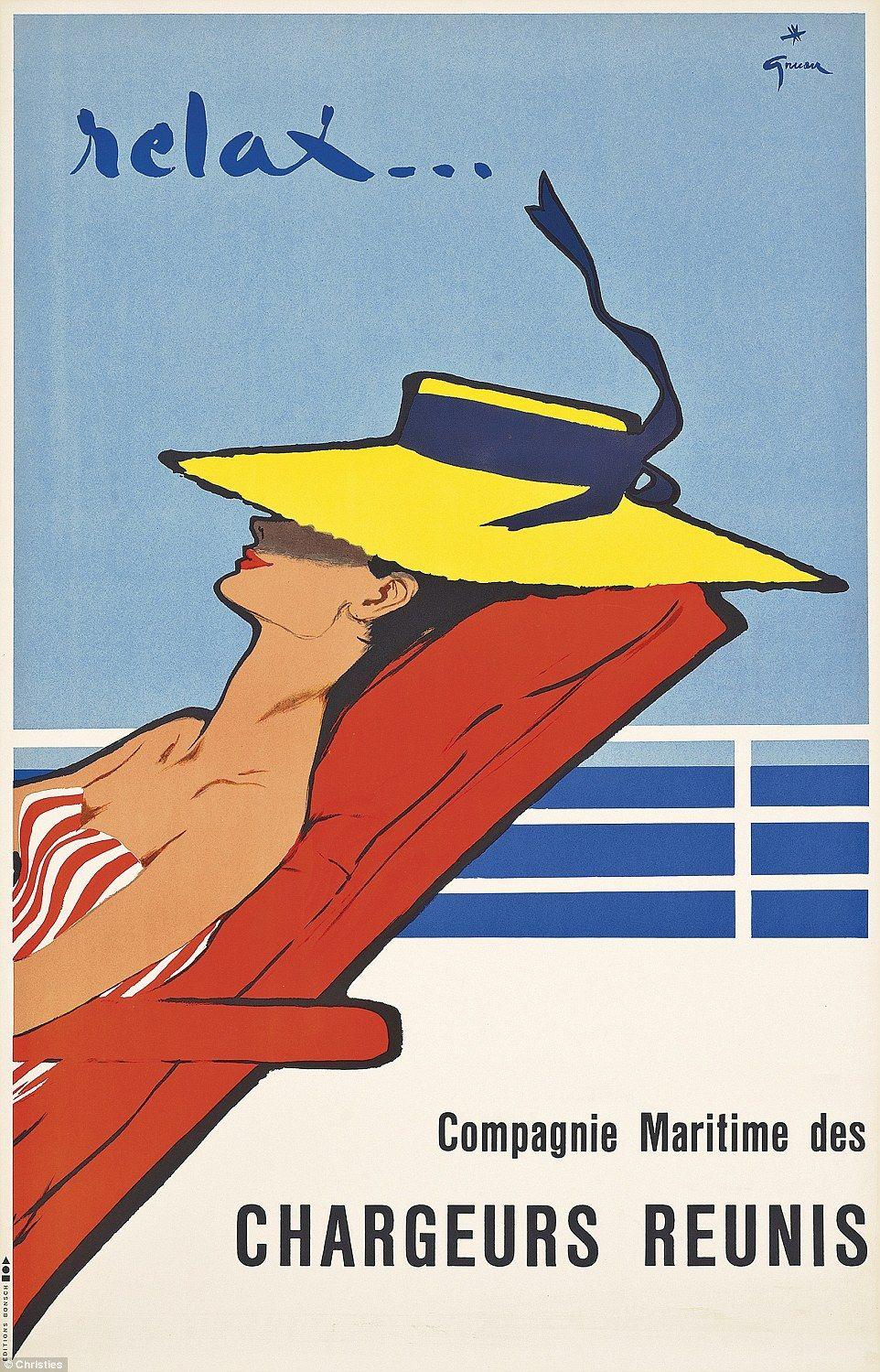 Beautiful Vintage Posters