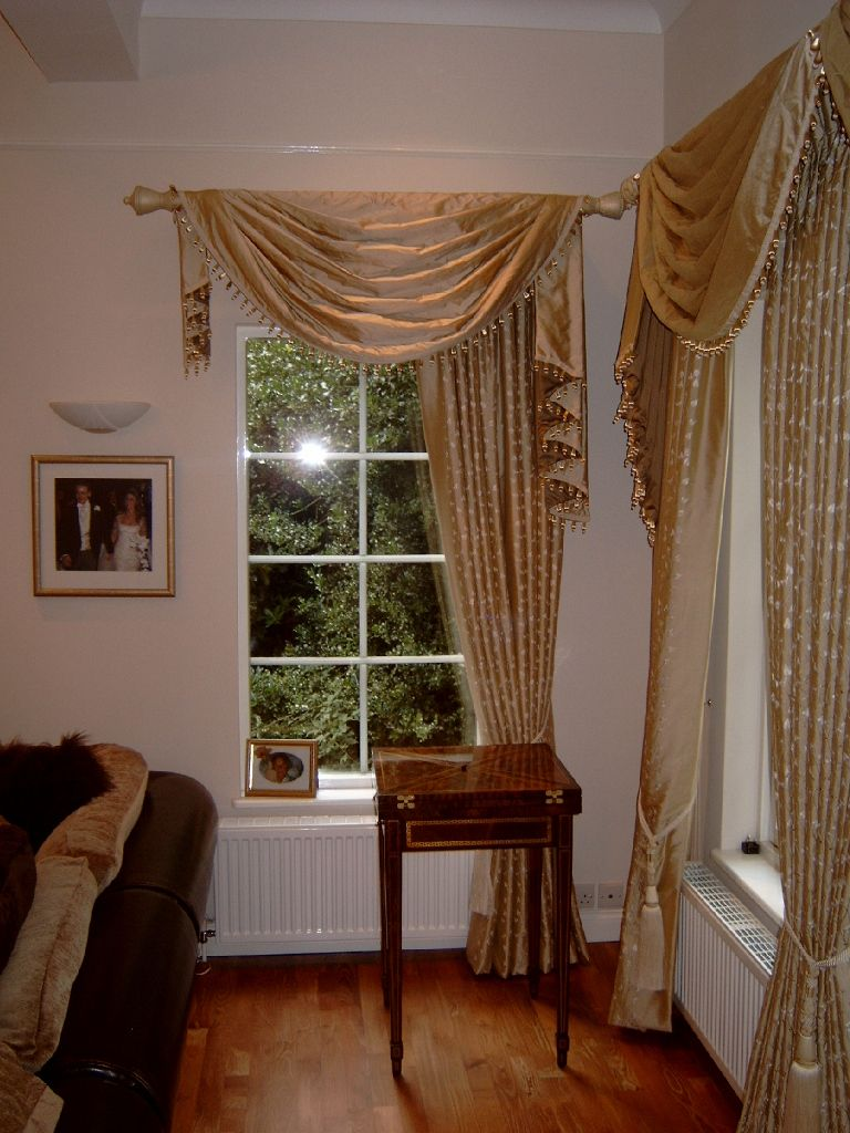 Looking For Curtain Makers Who Can Pull Off Sensational Swags And
