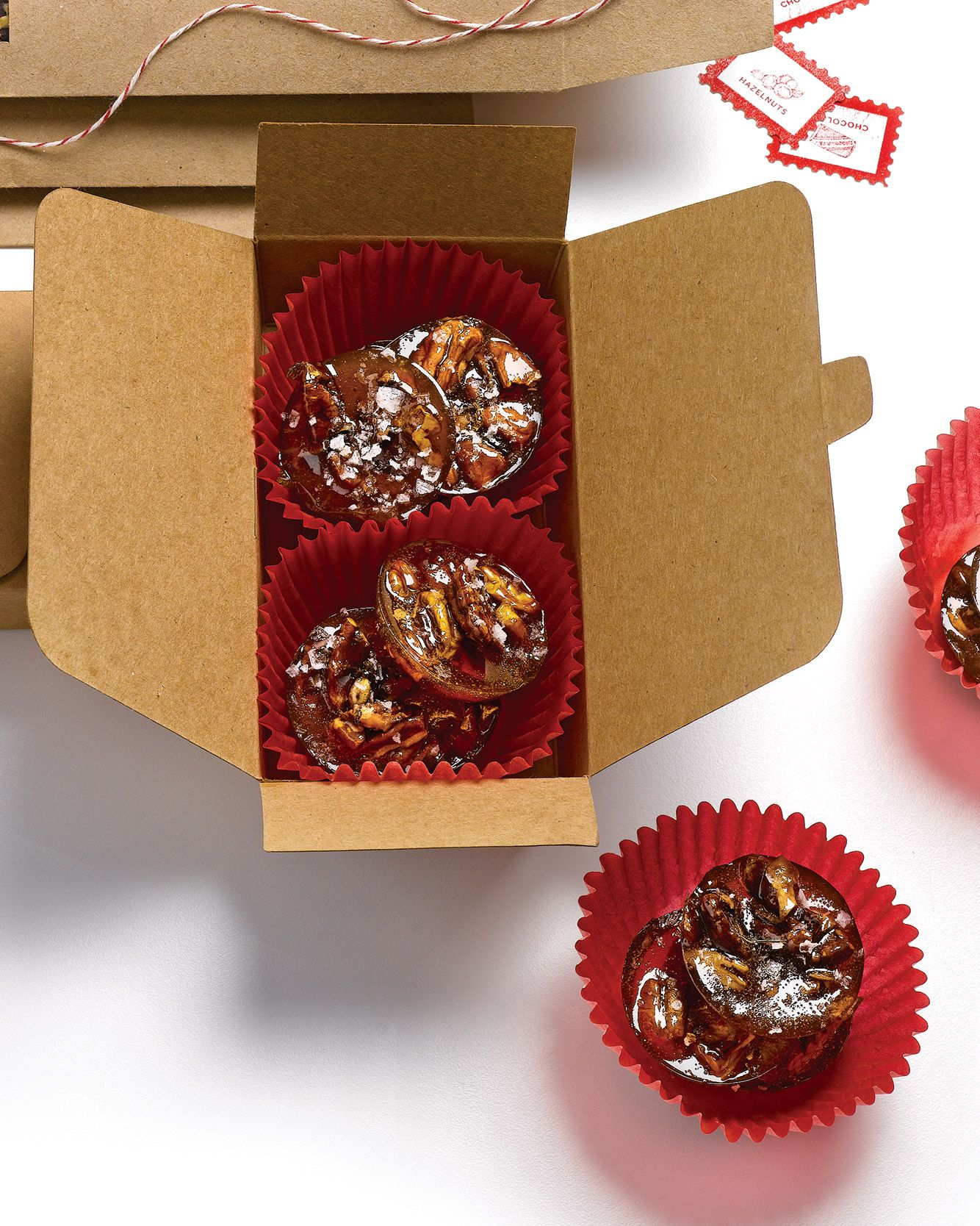 Happy Birthday Caitlin Mini Heart Tin Gift Present For Caitlin WIth Chocolates