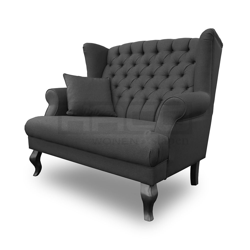 Loveseat fauteuil grand duc snel leverbaar haco with for Goedkope fauteuil