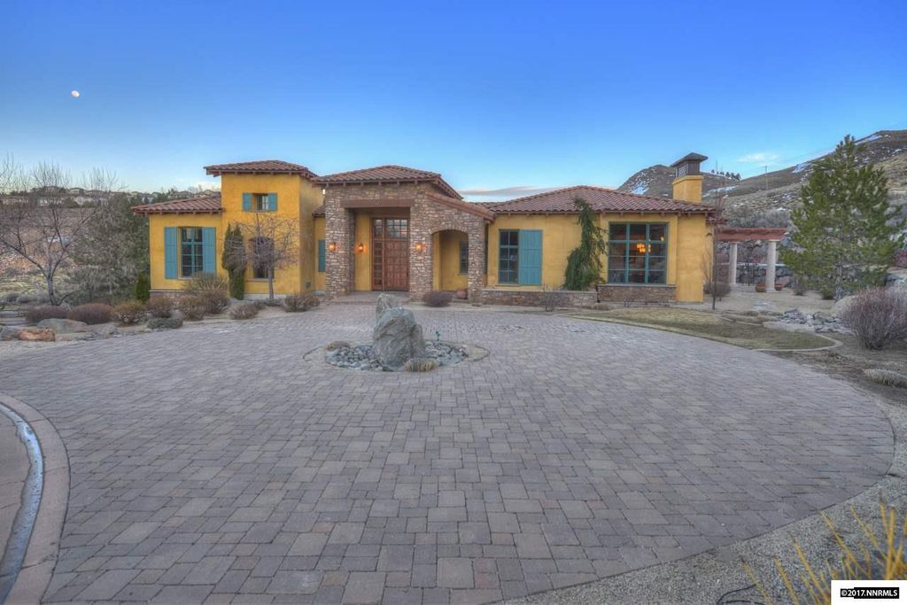 60 Lonepine Ct Reno Nv 89519 3 000 000 Home For Sale House Images Property Price Photos House