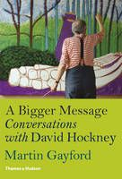 I love David Hockney's work.  Joy and appreciation of life.  Loved reading these conversations with him too.