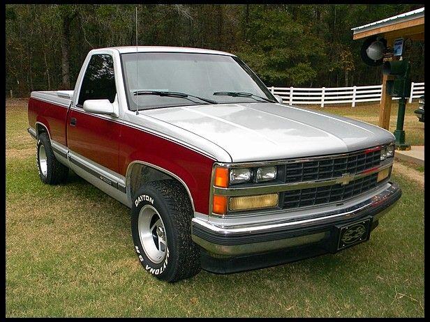 1988 Chevrolet C1500 Pickup Kool Ride Chevy Trucks Chevrolet Chevy