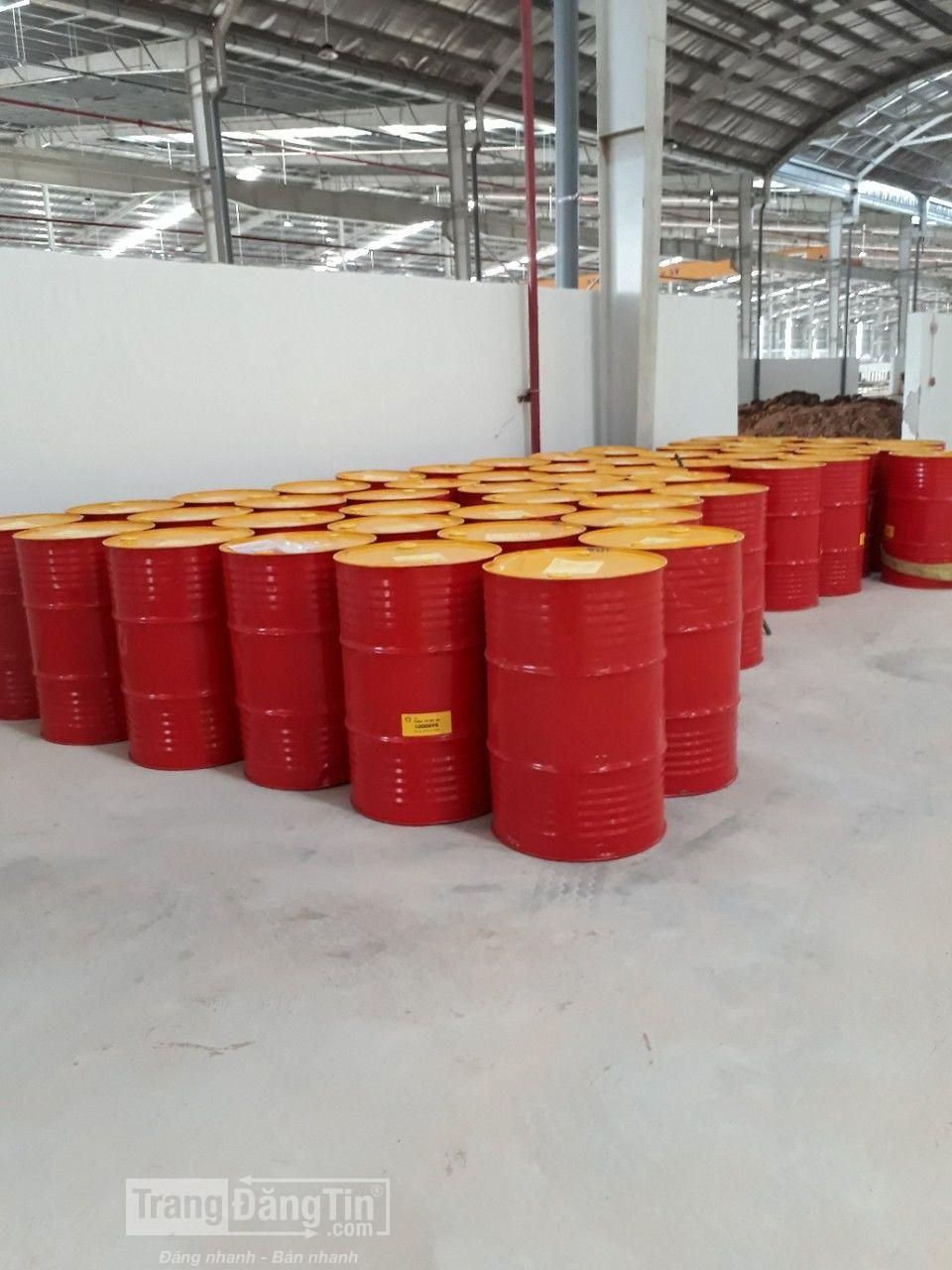 đại lý mua bán dầu nhớt castrol shell tại TP. HCM