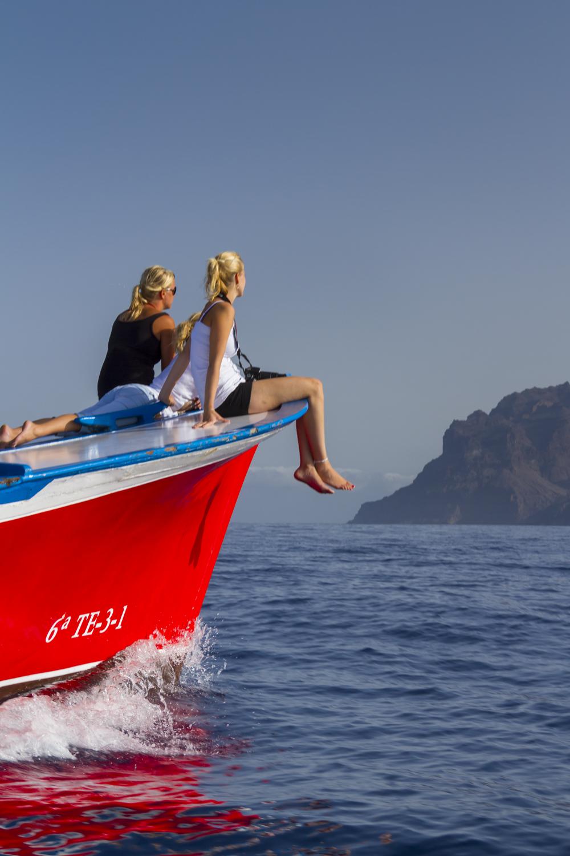 Excursión marítima avistamiento de cetáceos en la isla de #LaGomera #IslasCanarias