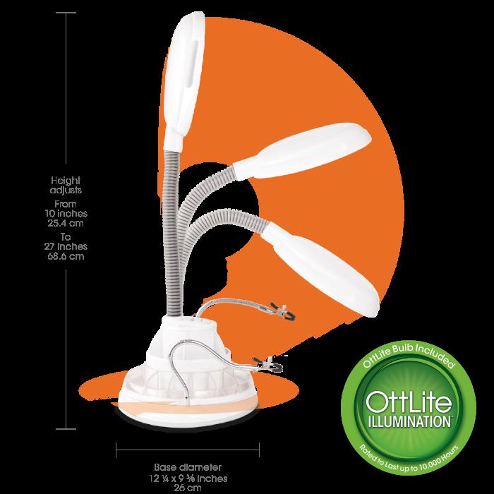 46+ Ottlite craft organizer lamp ideas