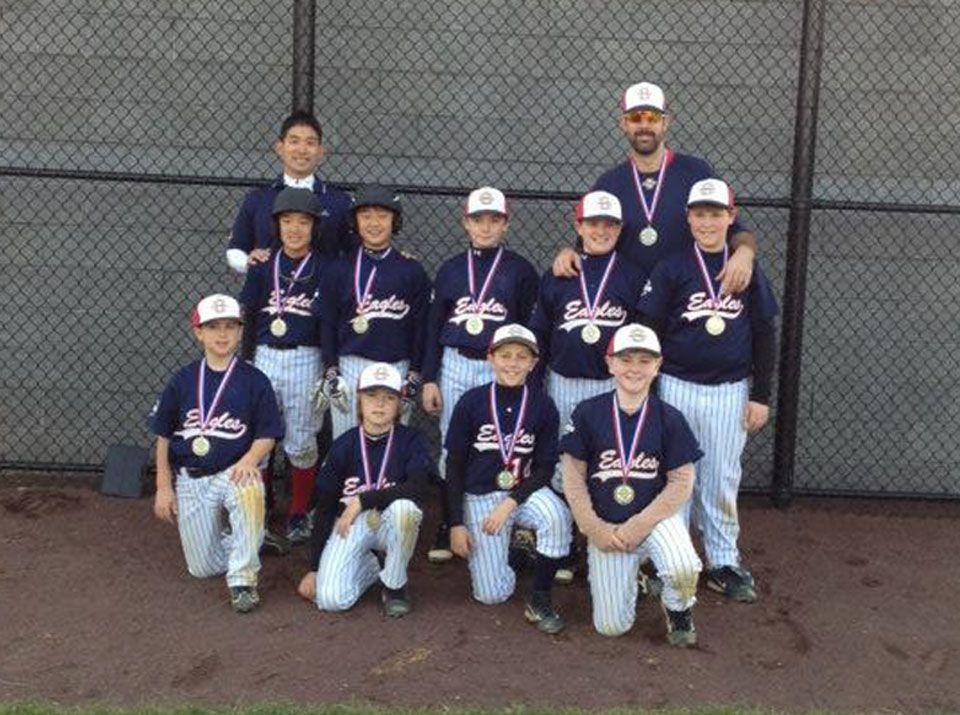 2011 11u Fall Champs Club Baseball Champs Teams