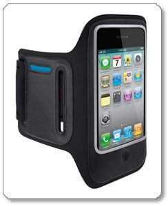 iphone armband. can't go without it.