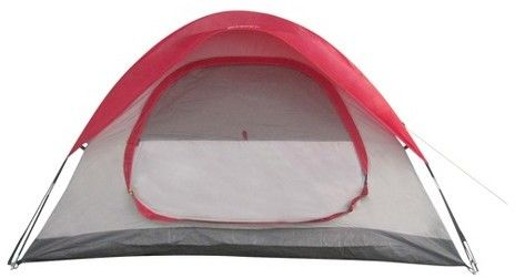 Embark 2 Person Dome Tent 4 6 X7 6 X48 Red Embarktm Tent Dome Tent Backpacking Tent