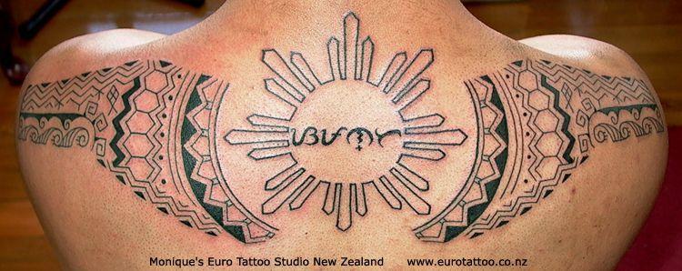 Filipino Tattoo W Alibata Filipino Tattoos Filipino Tribal Tattoos Filipino Tribal