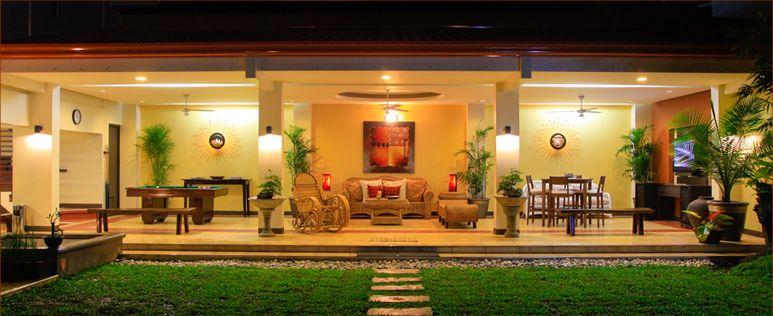 Silayan Spring Resort Spring Resort Resort Table Decorations