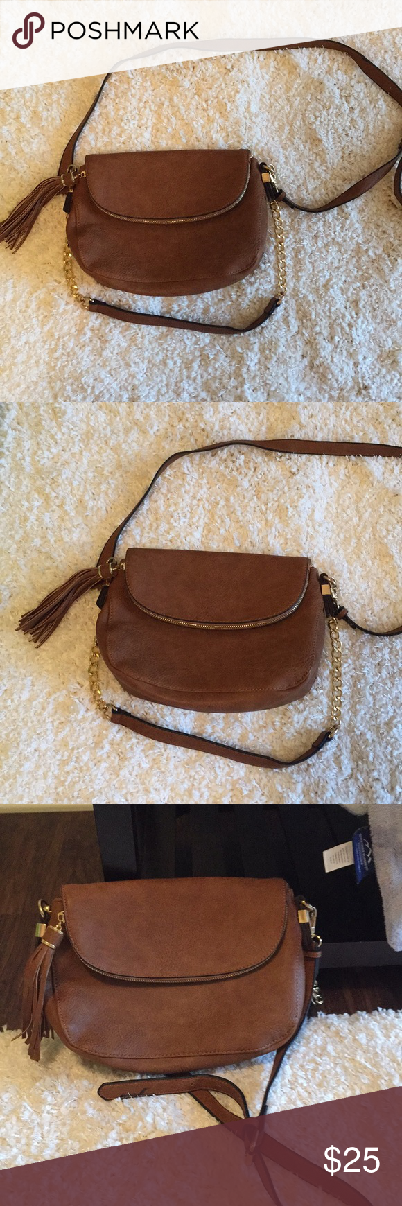 BRAND NEW purse! Never used! Lost my receipt and was not