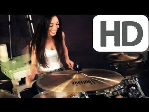 Alice In Chains Man In The Box Drum Cover By Meytal Cohen