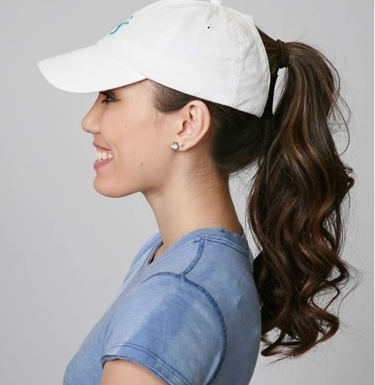 The Hytail hat is designed for a sleek look befc485f48a