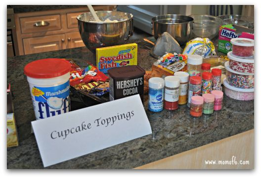 How to Throw a Cupcake Wars Birthday Party Activities People and
