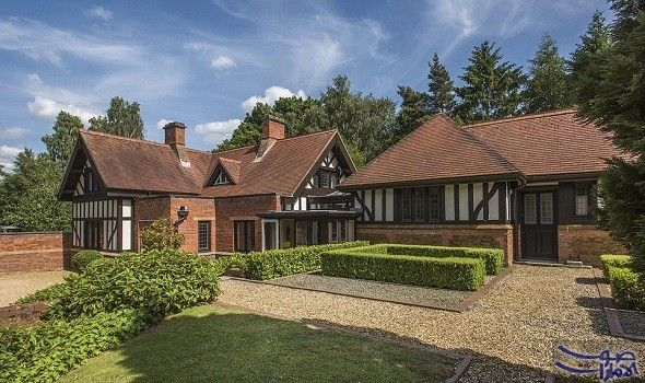 طرح منزل فاخر بجوار الملكة إليزابيث للبيع في السوق العقارية Decor