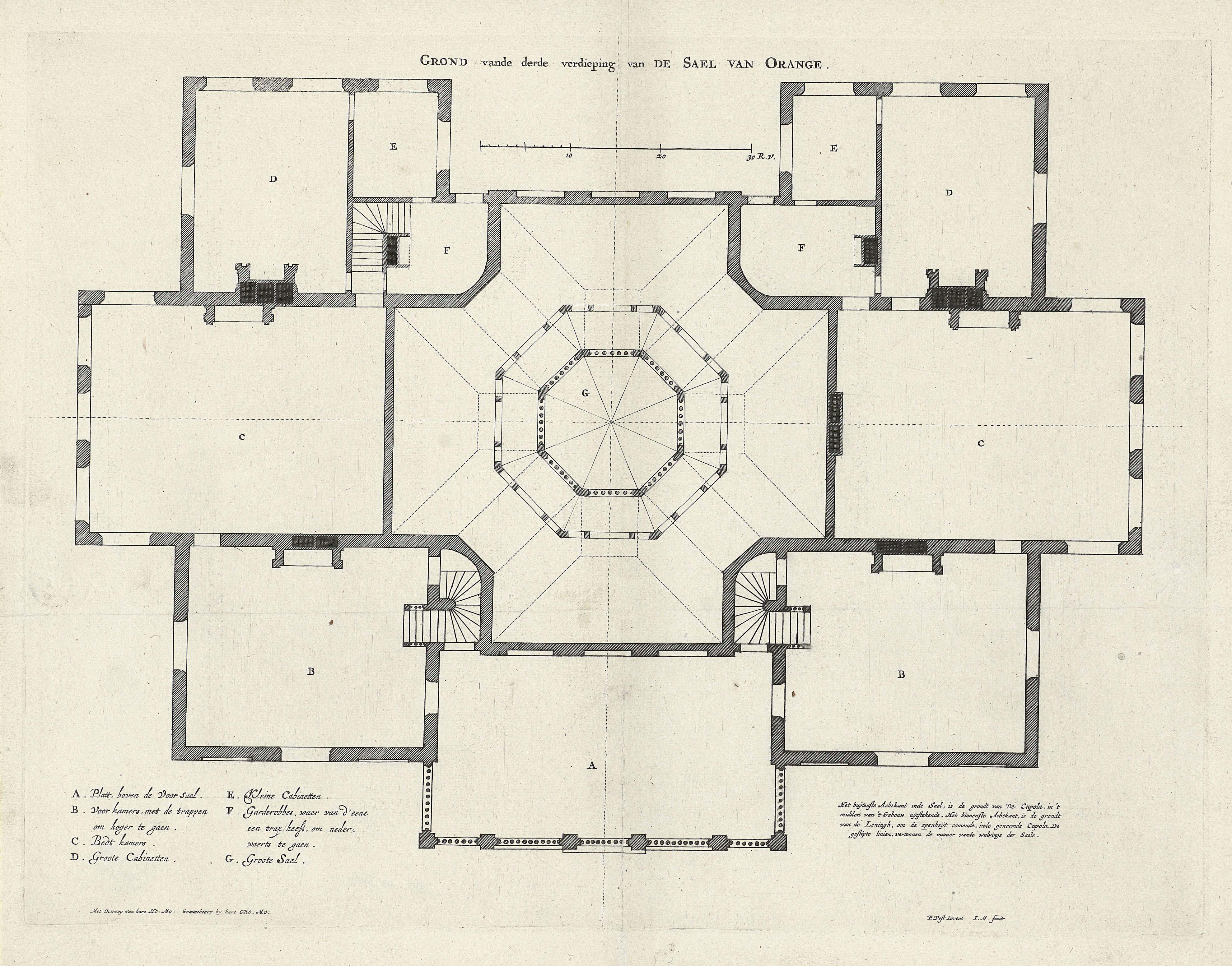 Huis Ten Bosch Upper Floor Paleis Pinterest Cupola Schematic